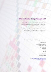 Design Management White Paper V5