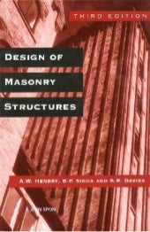 Design of masonry structures 2004