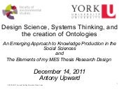 Design science, systems thinking an...