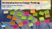 Design Thinking Awareness