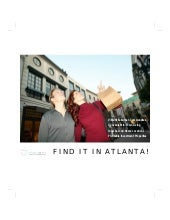 Destination Atlanta Brochure
