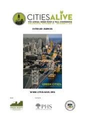 Cities Alive: Green Roofs and Green...