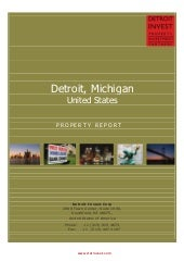 Detroit Property Report v3