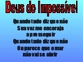 Deus do impossivel