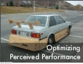 Optimizing Perceived Performance