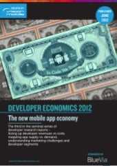 VisionMobile - Developer economics ...
