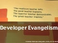 Developer Evangelism