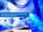 Video: Developing Metrics that Driv...