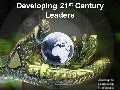 Developing 21st century leaders