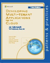 Developing multi tenant application...
