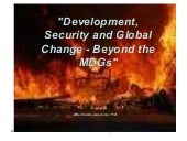"""Development, Security and Global C..."