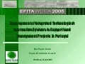 Development of Integrated Technological Systems to Support Land Management Projects in Portugal