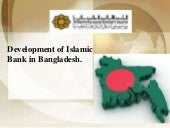 Development of Islamic bank in Bang...