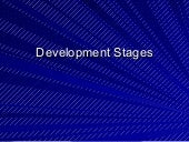 Erickson's Stages of Social Develop...