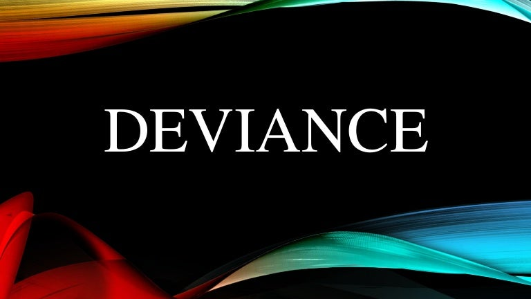 production deviance Production deviance deals with counterproductive behavior regarding the use of time and the amount or quality of work produced by the employee (hollinger and clark 1983) a comparison of the student responses to the.