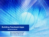 Building Facebook Apps