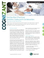 DevOps Best Practices: Combine Codi...