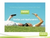 DevOps and AppDynamics