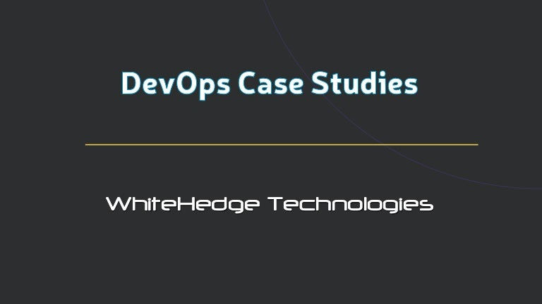Aws case studies financial