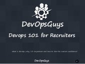 Devopsguys   DevOps 101 for recruiters