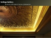 Interior Design Ceilings Gallery