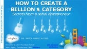 How To Create A Billion $ Category:...