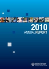 DFEEST Annual Report 2010