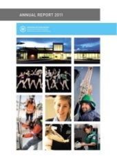 DFEEST Annual Report 2011