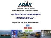 Logistica y Transporte Internacional