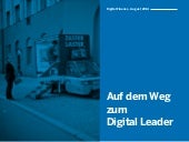 Digital Finance: Banken auf dem Weg zum Digital Leader