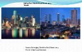 Dallas/Fort Worth Real Estate Prosp...