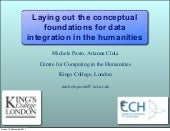 Digital Humanities 2009 - Laying ou...