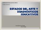 Diagnósticos Educativos, arbol de p...