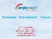 Diabesity (Diabetes and Obesity)