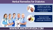 Ayurvedic Home Remedies to Treat Di...