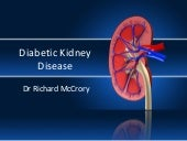 Diabetes + Kidney disease