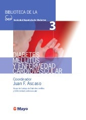 Diabetes mellitus y enfermedad card...