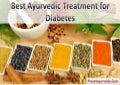 Best Ayurvedic Treatment For Diabetes
