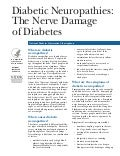 Global Medical Cures™ | Diabetic Neuropathies