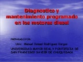 Diagnostico Y Mantenimiento Program...