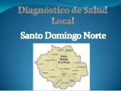 Diagnostico de salud local Santo Do...