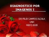 Diagnostico Por Imagenes I