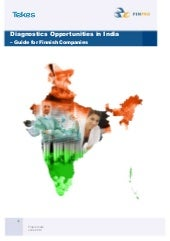 Diagnostics guide india