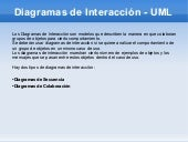 Diagramas De Interaccion