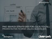 Driving Sales with Paid Search and Click-to-Call