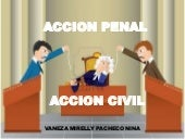 Diapo accion penal y accion civil