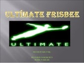ultimate fresbee diapositivas