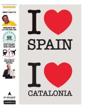 Diari ANC #03 - I Love Spain, I Love Catalonia