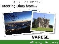 Meeting Diary from Varese