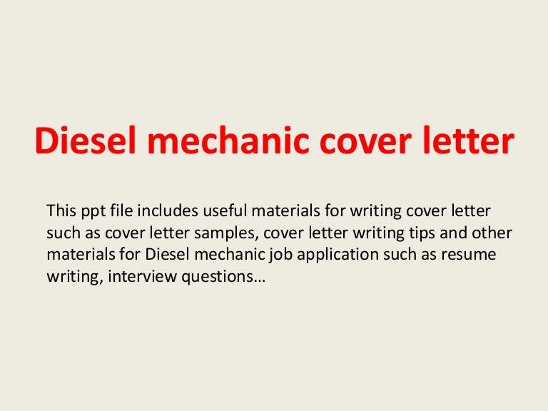 Automobile Mechanic Assistant Cover Letter Sample Happytom Co Mechanic Cover  LetterClassic Design